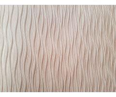 Tapeta Trend Art Curve Vlies s buničitým vláknem brown