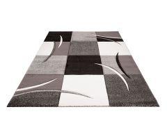 Moderní kusový koberec Moderno Mix Grey různé velikosti