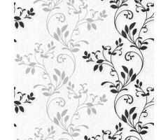 Tapeta Summer Garden Bine Vlies s buničitým vláknem white