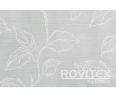 Wilden/140-719 greyishgreen leaf patterned dekor curtain