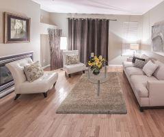Luxusní kusový koberec Impala Light-Brown
