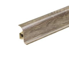 AP28 Soklová Lišta Salag Flexi PVC dub Wellington