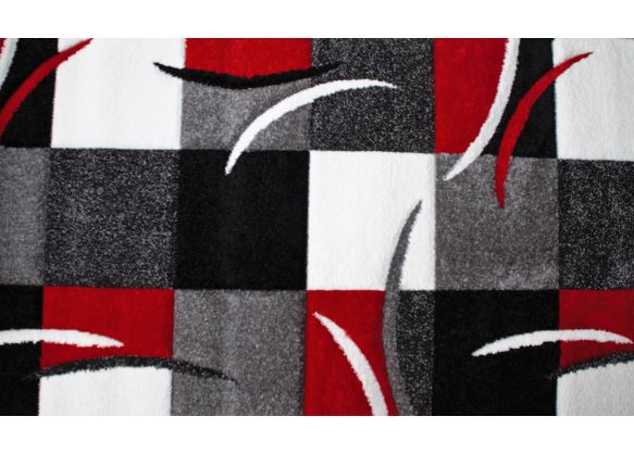 Koberec Moderno Mix Red 80x150cm
