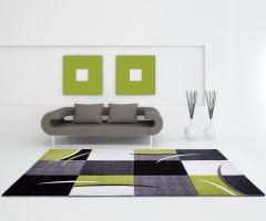 Koberec Moderno Mix Green