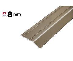 AP6 Nájezdový Profil Samolepící, 2,7 m, bronz