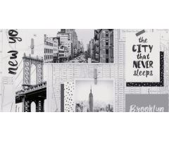 Tapeta Decoration New York