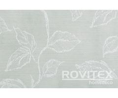 Wilden/140-710 oliva leaf patterned dekor curtain