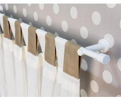 Tapeta Joy Dots Papír greige