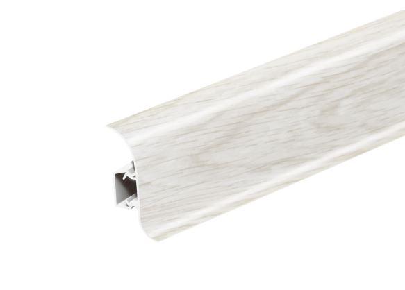 AP28 Soklová Lišta Salag Flexi PVC bambra