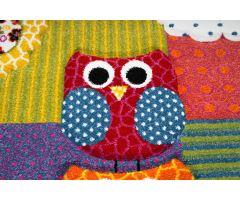 Koberec Kiddy Owl