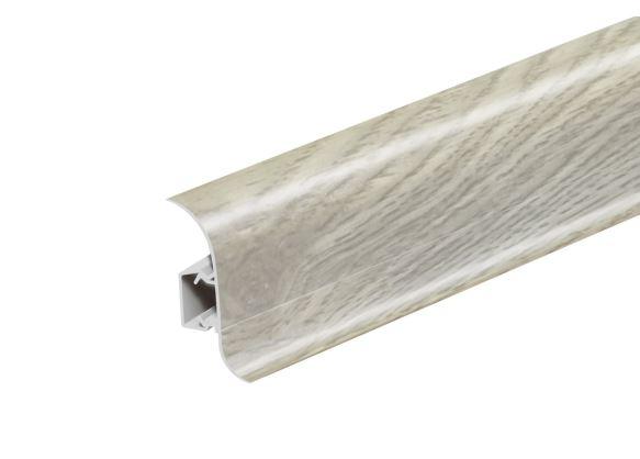 AP28 Soklová Lišta Salag Flexi PVC dub sparta