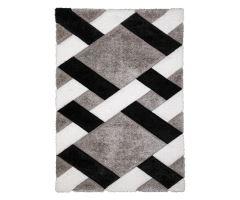 Luxusní kusový koberec Impala Grid Grey