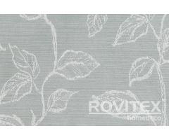 Wilden/140-510 light mallow leaf patterned dekor curtain