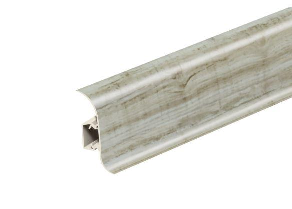 AP28 Soklová Lišta Salag Flexi PVC dub country