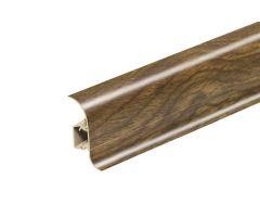 AP28 Soklová Lišta Salag Flexi PVC dub calvados