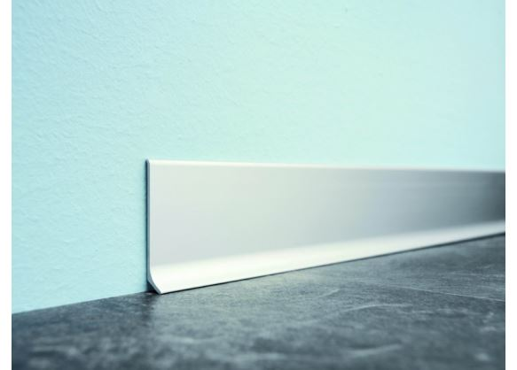 SOKL  hliník, elox stříbro, 6cm, 2,7m