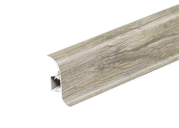 AP28 Soklová Lišta Salag Flexi PVC dub jantarový