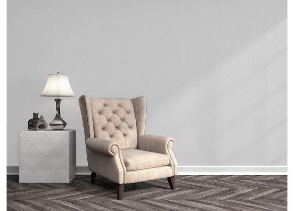 Tapeta Trend Art Uni Vlies s buničitým vláknem grey