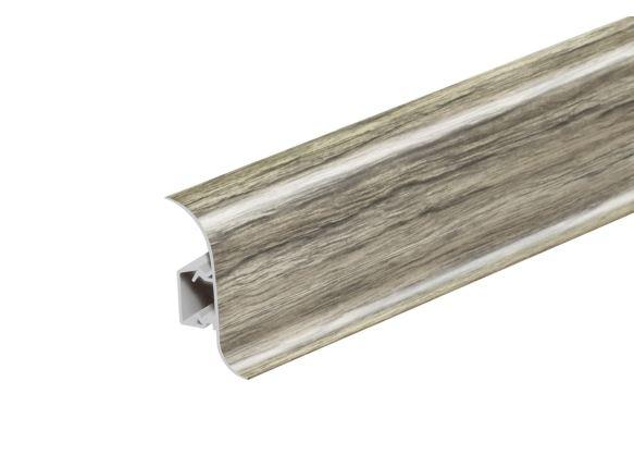 Soklová Lišta Salag Flexi PVC vintage