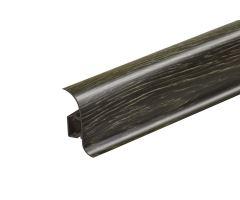 AP28 Soklová Lišta Salag Flexi PVC dub pálený