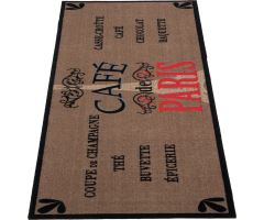 Kusový koberec do kuchyně Paris 50x150 cm