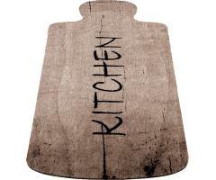 Kusový koberec do kuchyně Board 50x150 cm
