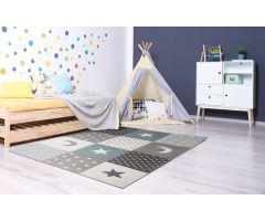 Dětský kusový koberec Kiddy Night různé velikosti