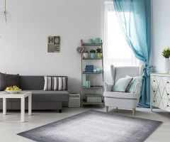 Luxusní kusový koberec kusový koberec Nepal Grey