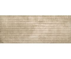 Obklad Turin Relieve Taupe 28x70