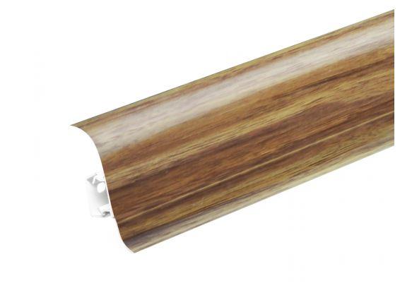 AP28 Soklová Lišta Salag Flexi PVC ořech lesklý
