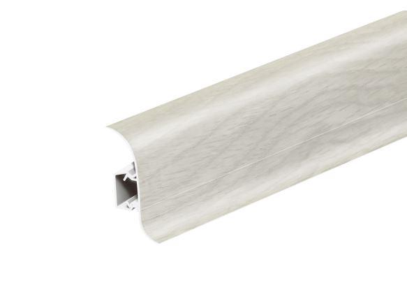 AP28 Soklová Lišta Salag Flexi PVC dub premium