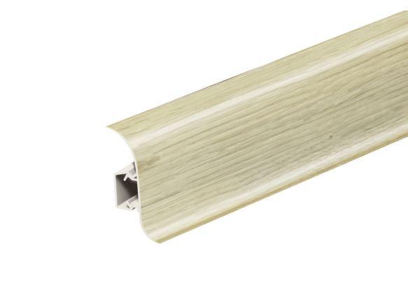 Soklová Lišta Salag Flexi PVC dub polární