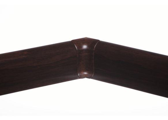 Soklová Lišta AP30 Vnitřní Roh PVC wenge