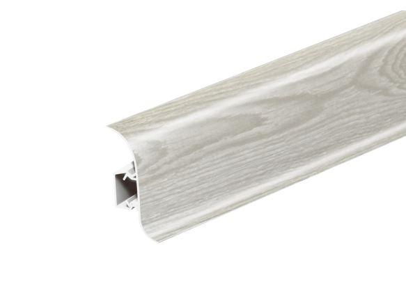 AP28 Soklová Lišta Salag Flexi PVC dub arctic
