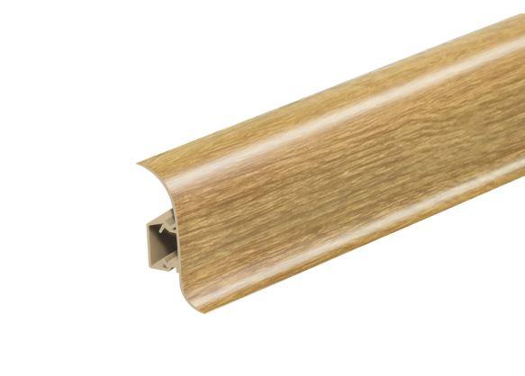 AP28 Soklová Lišta Salag Flexi PVC dub Virginia