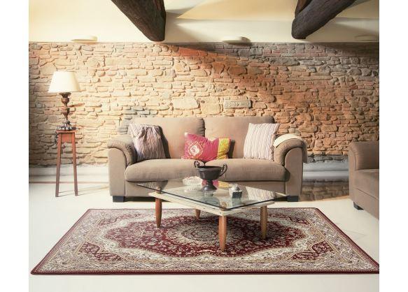 Kusový koberec Teheran Burgundy 80x150cm
