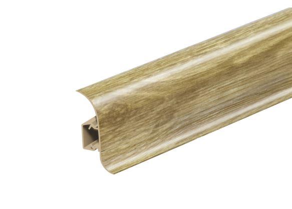 AP28 Soklová Lišta Salag Flexi PVC dub canyon