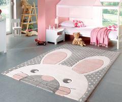 Dětský kusový koberec Kiddy Bunny