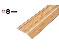 AP6 Nájezdový Profil Samolepící, 2,7 m, dub