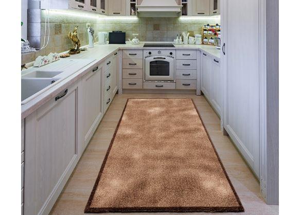 Kusový koberec do kuchyně Living Beige 67x150 cm