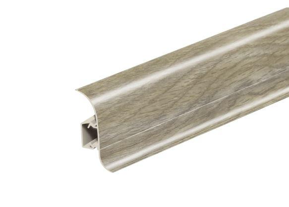 AP28 Soklová Lišta Salag Flexi PVC dub Galapágy