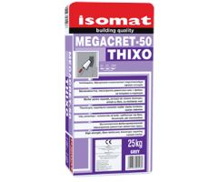 ISOMAT - MEGACRET-50 THIXO 25kg